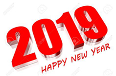 Notice on 2019 New Year Holiday